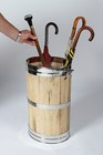 Hofburg Wooden walking stick & Umbrella Stand