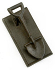 Ironbridge Spade Design Door Knocker