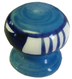 Ceramic cupboard knob - V8