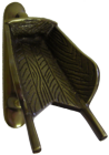 wheelbarrow door knocker