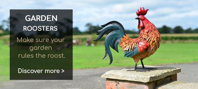 Garden Roosters