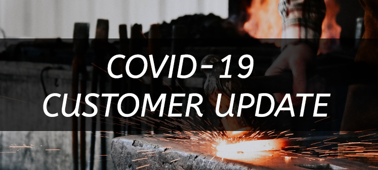 Covid-19 Customer Update
