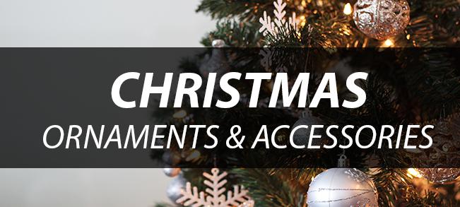 Christmas Ornaments & Decorations